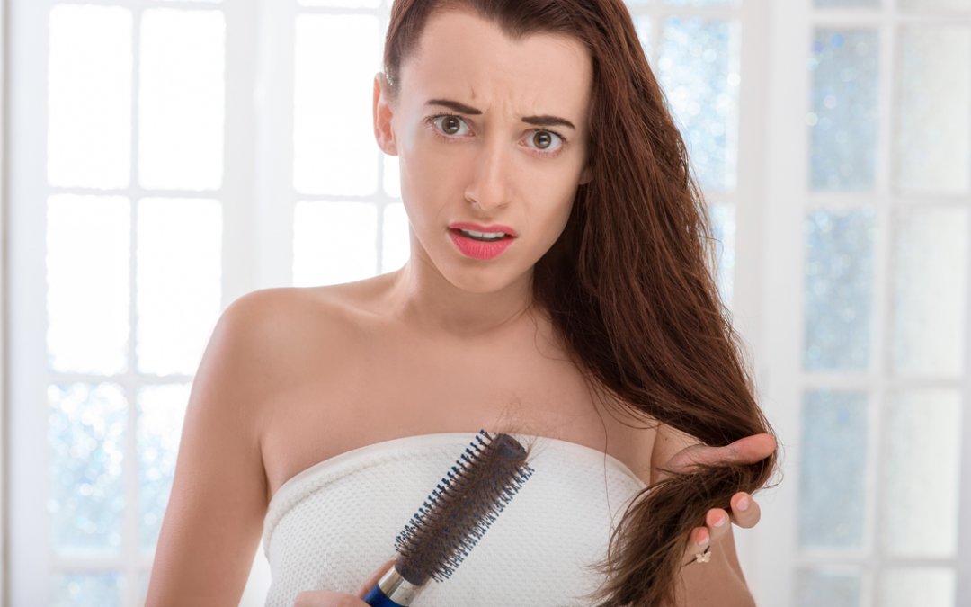 Is it Common for Women to Lose their Hair?